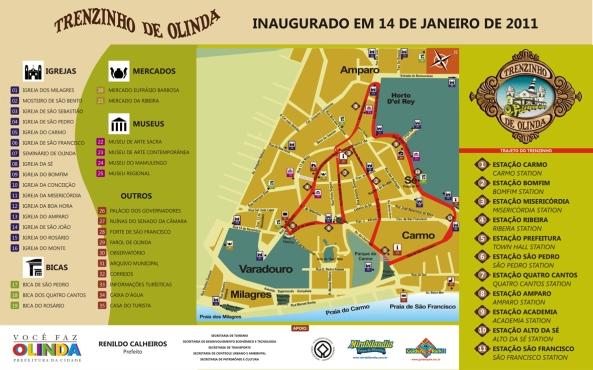 Trem Olinda