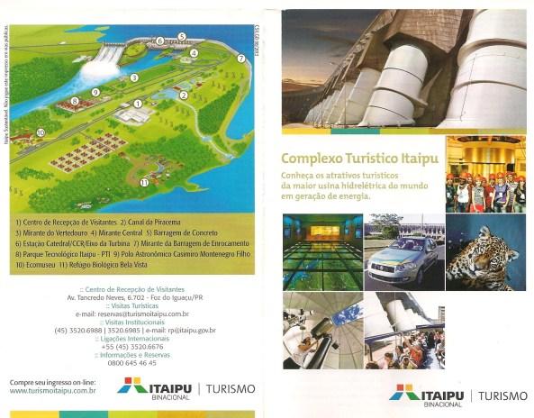 Itaipu - Externo