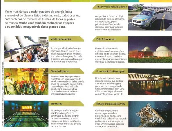 Itaipu - Interno