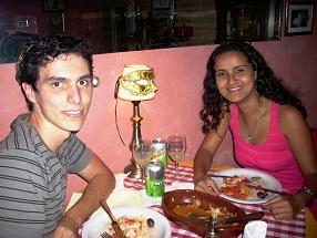 jeferson_patricia - Lasanha da Mama - Dia Internacional da Mulher