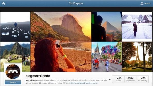 Blog Mochilando