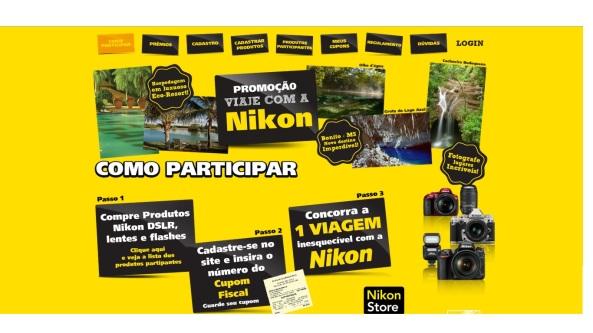 Como Participar Concurso Nikon