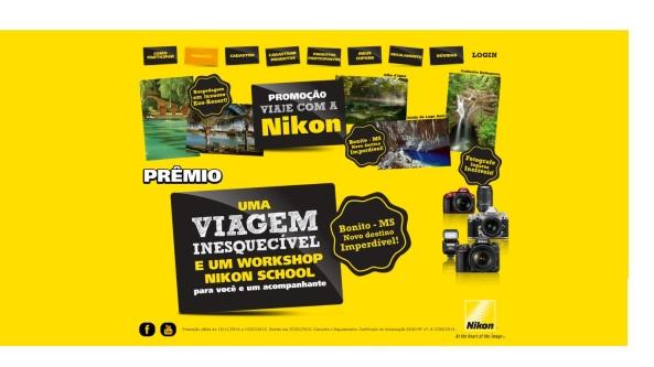 Prêmio Concurso Nikon