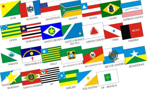 Esados-brasileiros