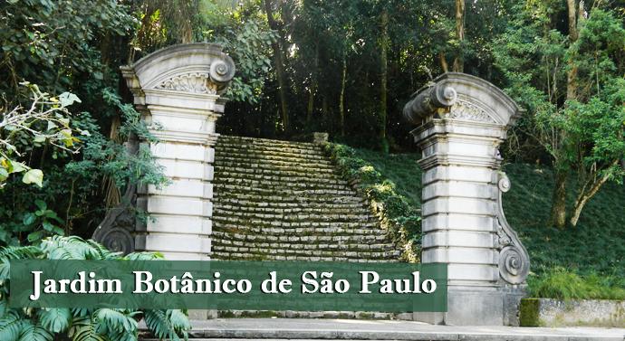 cerca para jardim sao paulo : Jardim Bot?nico de S?o Paulo ? Floresta Dentro da Cidade ...
