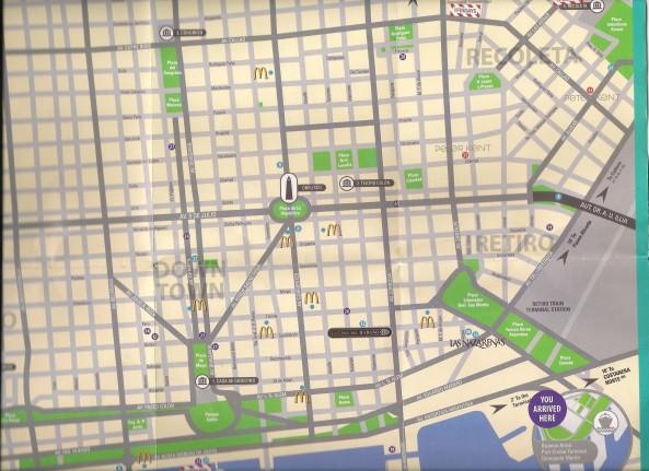 Buenos Aires  - City Tour - Free Walking