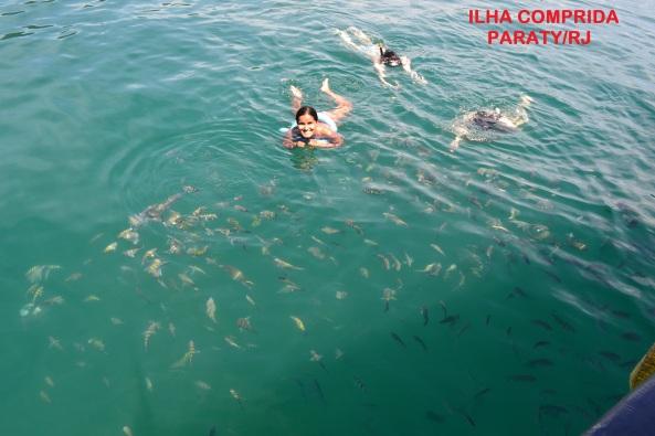 Ilha Comprida - Capa - Paty