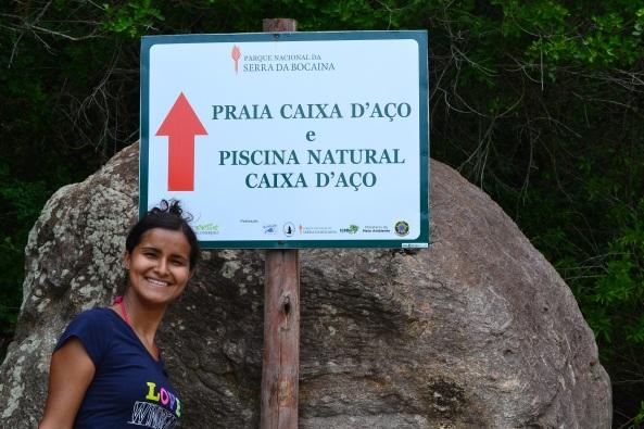 Praia Caixa D'aço (2)
