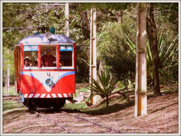 bondinho parque taquaral