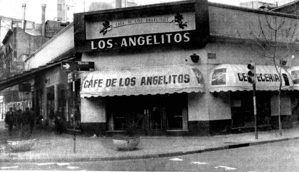 CAFÉ DE LOS ANGELITOS-buenos-aires