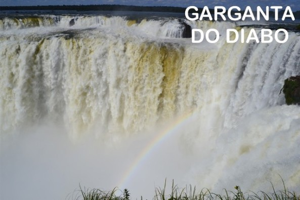 Garganta do Diabo 3 - Foz - Cataratas