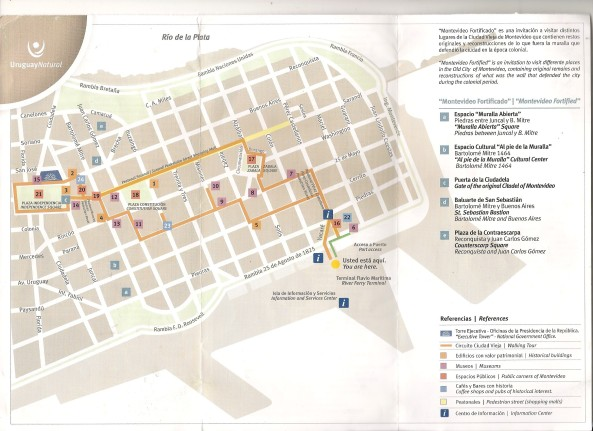 Montevideo - City Tour - Free Walking (1)