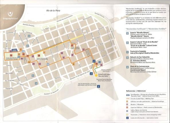 Montevideo - City Tour - Free Walking (1)