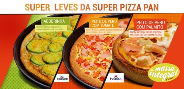 Super Pizza Pan - Massas 2