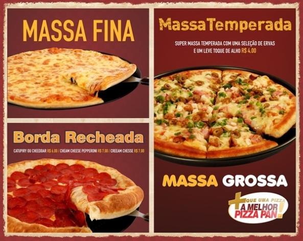 Super Pizza Pan - Massas