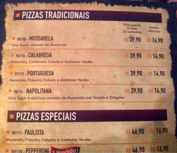 Super Pizza Pan - Preços