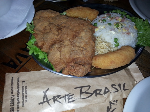 Arte Brasil Restaurante