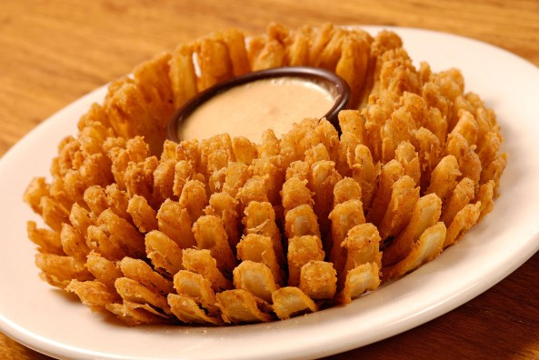 Bloomin' Onion outback