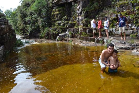 Cachoeira Diquadinha - Capotólio MG (1)