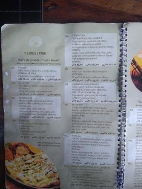 Restaurante Rio Turvo - Capitolio MG (2)