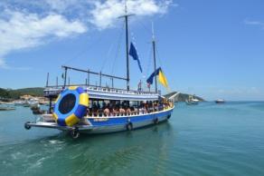 2º Dia - Passeio de Catamarã (11)