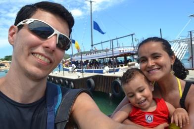 2º Dia - Passeio de Catamarã (2)