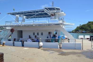 2º Dia - Passeio de Catamarã (5)