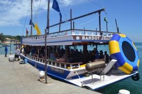 2º Dia - Passeio de Catamarã (9)