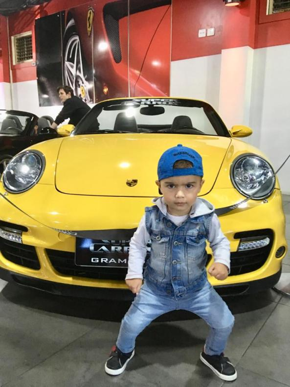 Porshe 911 Turbo